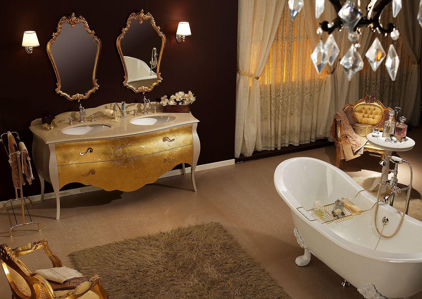 Ferrara emilia bagni di lusso pavimenti rivestimenti - Accessori da bagno di lusso ...